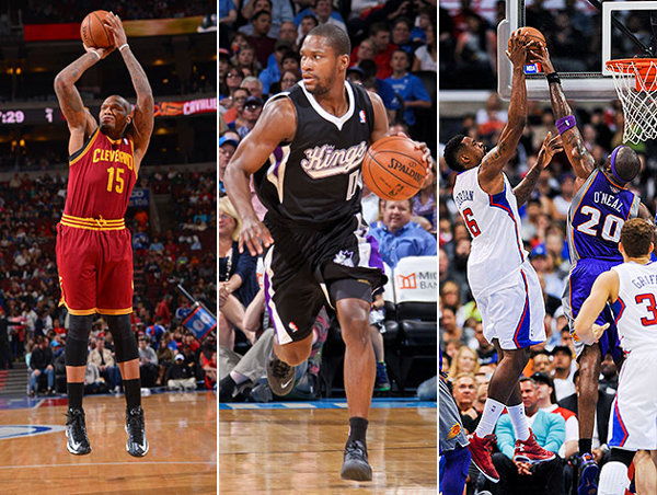 Marreese-Speights-Toney-Douglas-and-Jermaine-ONeal-will-round-out-the-Golden-State-bench.-Getty-Images