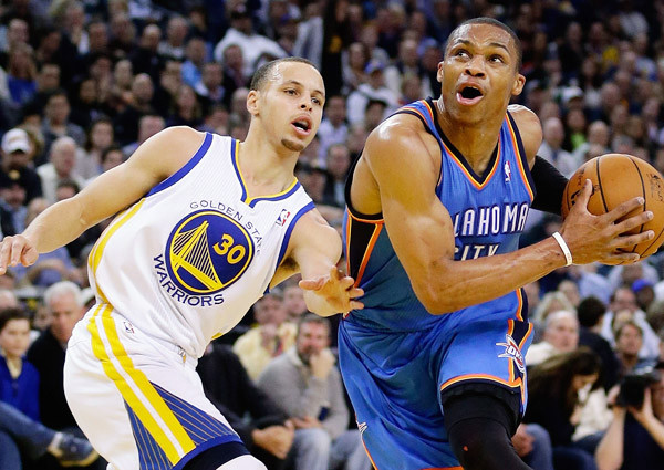 Russell-Westbrook-Stephen-Curry