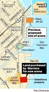 Photo courtesy of the San Francisco Chronicle