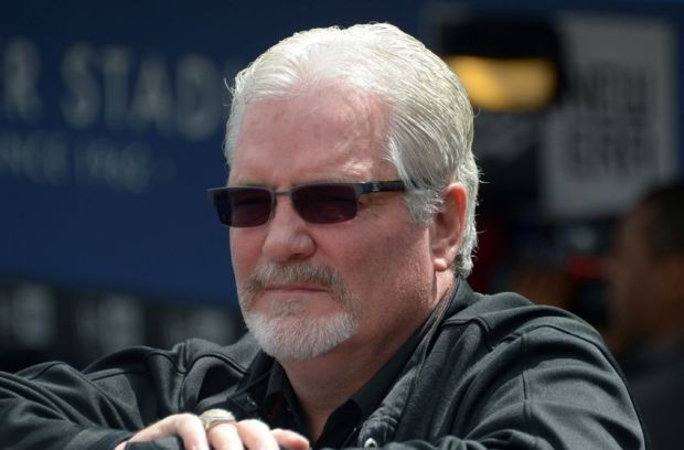 Brian Sabean, Kirby Lee-USA TODAY Sports