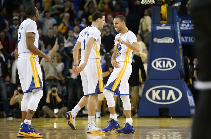 GSW: Golden State Warriors Projected as 4th Seed in West by ESPN